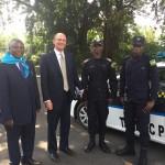Rwanda_Police_Escort