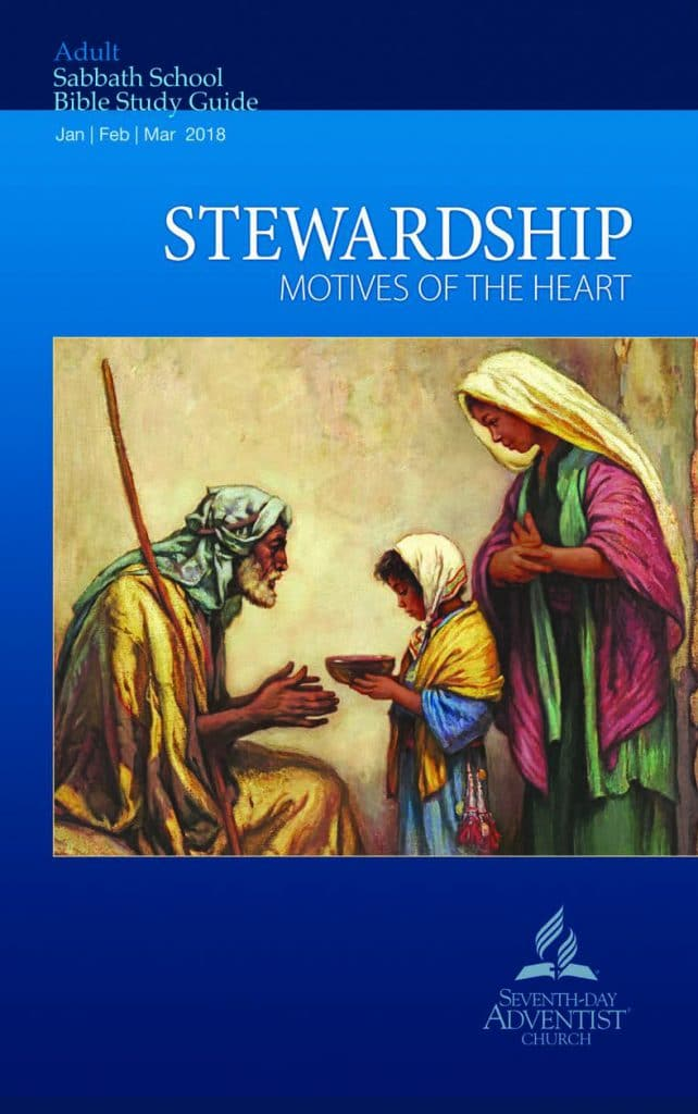 Adult Sabbath School Quarterly